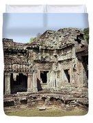Angkor Archaeological Park Duvet Cover