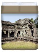 Angkor Archaeological Park Duvet Cover
