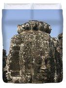 Angkor Thom IIi Duvet Cover