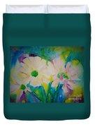 Anne's Flowers Duvet Cover