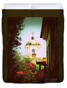 Another Charleston Church Duvet Cover