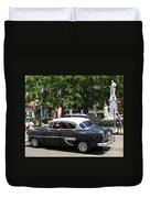 Another Classic Car Duvet Cover