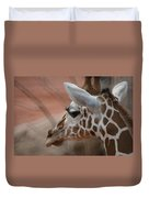 Another Giraffe Duvet Cover