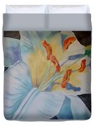 Another Liliy Duvet Cover