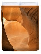 Antelope Canyon - Another World Duvet Cover