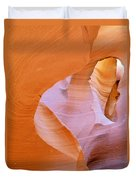 Antelope Canyon - Magnificent Play Of Light And Color Duvet Cover