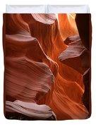 Antelope Canyon, Page, Arizona Duvet Cover