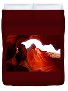 Antelope Canyon Skylight Duvet Cover