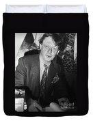 Anthony Burgess (1917-1993) Duvet Cover