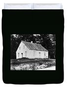 Antietam: Dunker Church Duvet Cover