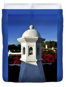Antigua Chimney Duvet Cover