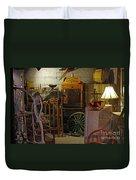 Antique Basement Duvet Cover