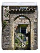Antique Brick Archway Duvet Cover