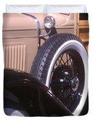 Antique Classic Vintage Car Duvet Cover