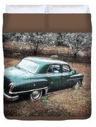 Antique Dodge  Duvet Cover
