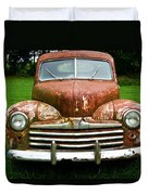 Antique Ford Car 8 Duvet Cover