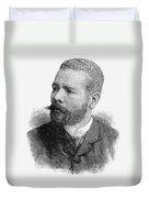 Antonio Maceo (1848-1896) Duvet Cover