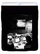 Apollo 11: Mission Control Duvet Cover