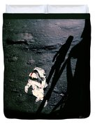 Apollo 14 Astronaut Al Shepard Duvet Cover