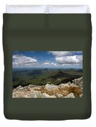 Appalachian Trail View Duvet Cover