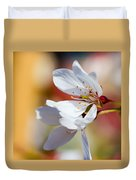 Apple Blossom Duvet Cover