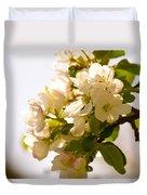 Apple Blossoms 9 Duvet Cover