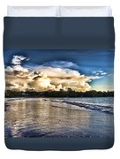 Approaching Storm Clouds Duvet Cover