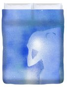 Aquarius 2 Duvet Cover