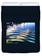 Aquatic Reflections Duvet Cover