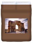 Arch Of Triumph Duvet Cover