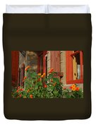 Architectural Detail 2 Duvet Cover