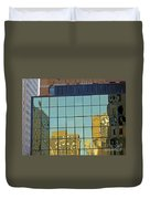 Architecture Awry Duvet Cover