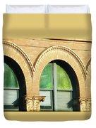 Architecture Memphis Duvet Cover