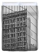 Architecture Reflections Duvet Cover