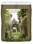 Archway Path Duvet Cover