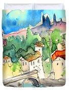 Arcos De Valdevez In Portugal 01 Duvet Cover