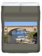 Arizona Import - Iconic London Bridge Duvet Cover