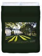 Arlington Memorial Amphitheater Duvet Cover