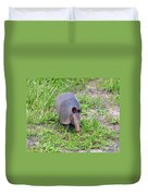 Armored Armadillo 01 Duvet Cover
