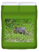 Armored Armadillo 02 Duvet Cover