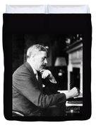 Arnold Bennett (1867-1931) Duvet Cover