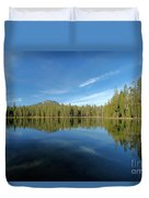 Arrow In The Sky Duvet Cover