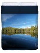 Arrowhead Reflection Duvet Cover