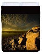 Artic Landscape Duvet Cover