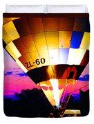 Ascension Zl 60 Duvet Cover