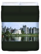 Ashford Castle, Lough Corrib, Co Mayo Duvet Cover
