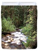 Aspen Stream Duvet Cover