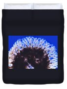 Asplanchna And Volvox Duvet Cover
