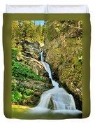 Aster Falls Duvet Cover