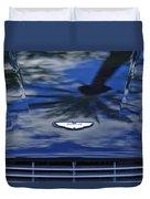 Aston Martin Hood 2 Duvet Cover